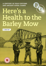PRE-ORDER Here's a Health to the Barley Mow: A Century of Folk Customs and Ancient Rural Games