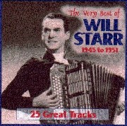"Click for full image view (Will Starr ""The Very Best of - 1945-1951""  CD)"