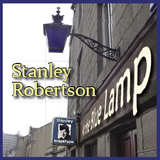 Stanley Robertson at the Blue Lamp